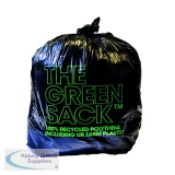 The Green Sack Medium Duty Refuse Sack (200 Pack) GR0006