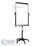 Bi-Office Performer Lift Easel White EA5800145