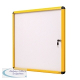 Bi-Office Ultrabrite Magnetic 9xA4 Display Case VT6301601511