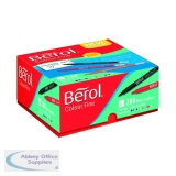 Berol Colour Fine Class Assorted (288 Pack) 2057601