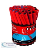 Berol Handwriting Pen Assorted Tub (36 Pack) S0879230