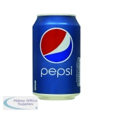 Pepsi 330ml Cans (24 Pack) 0402007