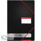 Black n\' Red A4 20 Pocket Display Book 400050725
