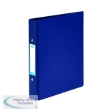 Elba 25mm 2 O-Ring Binder A5 Blue (10 Pack) 100082443