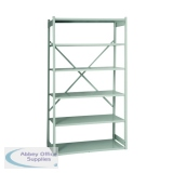 BY14383 - Bisley Shelving Bracing Kit W1000mm Grey 10ESEBK-AT4