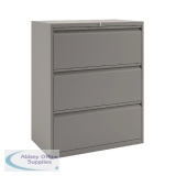 Filing Cabinets - Three-Drawer