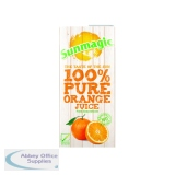 Pure Orange Juice 1 Litre Cartons (12 Pack) A08067