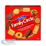 McVitie\'s Family Circle Biscuit Assortment 670g 35112