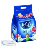 Tetley Two Cup Tea Bags (275 Pack) A07965