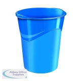 CEP Pro Gloss Blue Waste Bin 280G BLUE