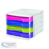 CEP Pro Happy 4 Drawer Module 394H MULTI