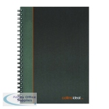 Collins Ideal Wirebound Notebook A4 Ruled Feint 192 Pages 6428W