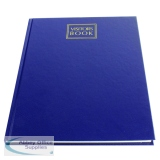Collins Visitors Book Leathergrain 192 Pages 40