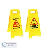 Safety Signs - Protection