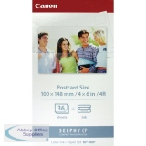 Canon KP-36IP SELPHY Colour Cartridge/Paper Pack 7737A001