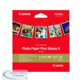 Canon Photo Paper Plus 5x5in PP201 (20 Pack) 2311B060