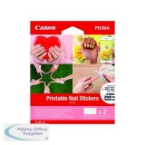 Canon Printable Nail Stickers NL-101 (24 Pack) 32303C002