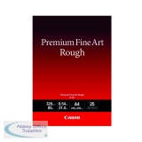 Canon FA-RG1 A4 Photo Paper Premium FineArt Rough (25 Pack) 4562C001