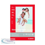 Canon Glossy Photo Paper 10x15cm 170gsm (100 Pack) 0775B003