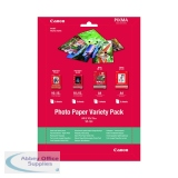 Canon Photo Paper Variety Pack A4 and 10x15cm VP-101 (20 Pack) 0775B079