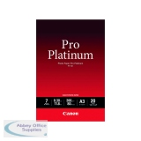 Canon Pro Platinum Photo A3 Paper PT-101 (20 Pack) 2768B017