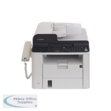 Canon i-Sensys FAX-L410 Laser Fax Machine in White 6356B010