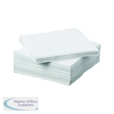 Napkin 2-Ply 330x330mm White (100 Pack) 0502135