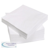 Napkin 1-Ply 320x300mm White (500 Pack) SWS-500