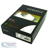 Conqueror Laid A4 Paper 100gsm High White (500 Pack) CQP0324HWNW