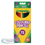 Crayola Assorted Pencil Coloured Pencils (144 Pack) 3.3612