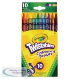 Crayola Twistable Pencils (60 Pack) 68-7415-E-000