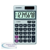 Casio Pocket 8-Digit Calculator SL-300SV