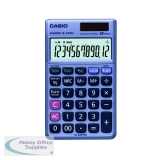 Casio Pocket 12-Digit Calculator SL-320TER+