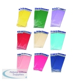 Tissue Paper Assorted Colours (180 Pack) C6