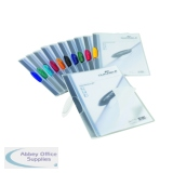 Durable Swingclip Folders 3mm Assorted (25 Pack) 2260/00