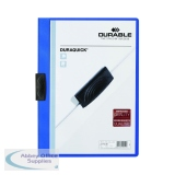 Durable Duraquick A4 Blue File (20 Pack) 2270/06