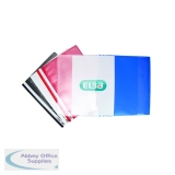 Elba A4 Assorted Pocket Report File (25 Pack) 400055040