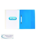 Elba A4 Blue Pocket Report File (25 Pack) 400055037