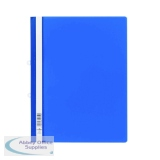 Durable Blue Clear View A4 Folder (25 Pack) 2580/06