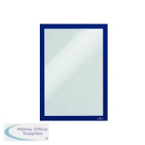 Duraframe A4 Dark Blue Self Adhesive Frame (10 Pack) 4882/07