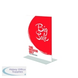 Announce Stand Up Sign Holder A6 DF10078