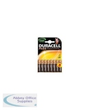Duracell Plus Battery AAA Pack of 8 75052868 Promo Pack