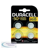 Duracell 2025 Lithium Coin Battery (4 Pack) ECR2035