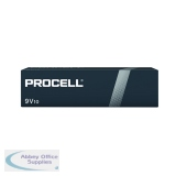 Duracell Procell 9V Batteries (10 Pack) 5007608