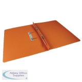 Rexel Jiffex Transfer File Foolscap Orange (50 Pack) 43216EAST