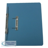 Rexel Jiffex Pocket Transfer File Foolscap Blue (25 Pack) 43313EAST