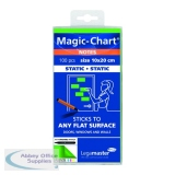 Legamaster Magic Notes 200x100mm Green with Pen (100 Pack) 7-159404