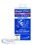 Legamaster Magic Notes 200x100mm White with Pen (100 Pack) 7-159419