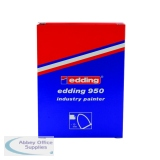 Edding 950 Industry Painter Medium Yellow (10 Pack) 950-005