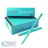Classmaster Classroom HB Pencils Value Box (144 Pack) GP144HB
